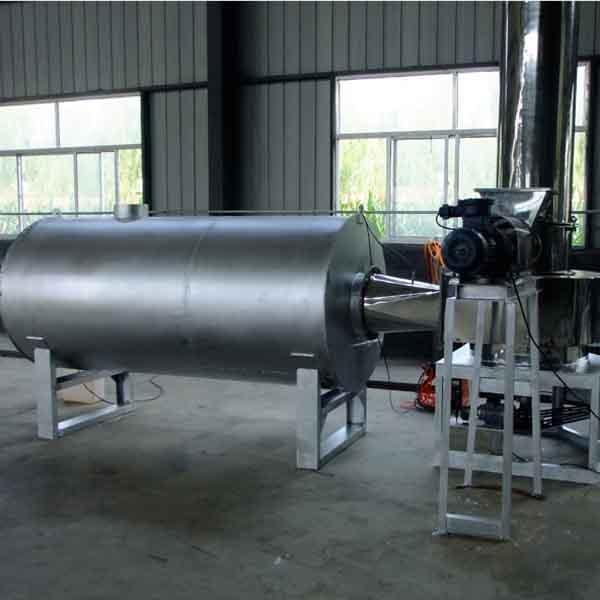 针对旋转闪蒸干燥机的使用维修和管理。