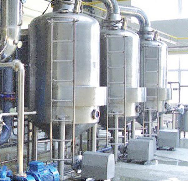 山东升膜蒸发器