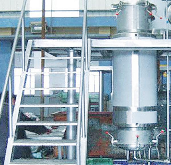 山东升膜式蒸发器