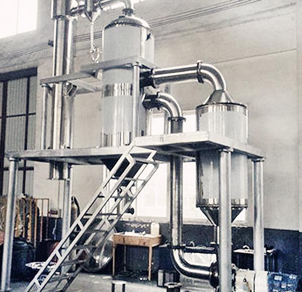 山东单效降膜蒸发器
