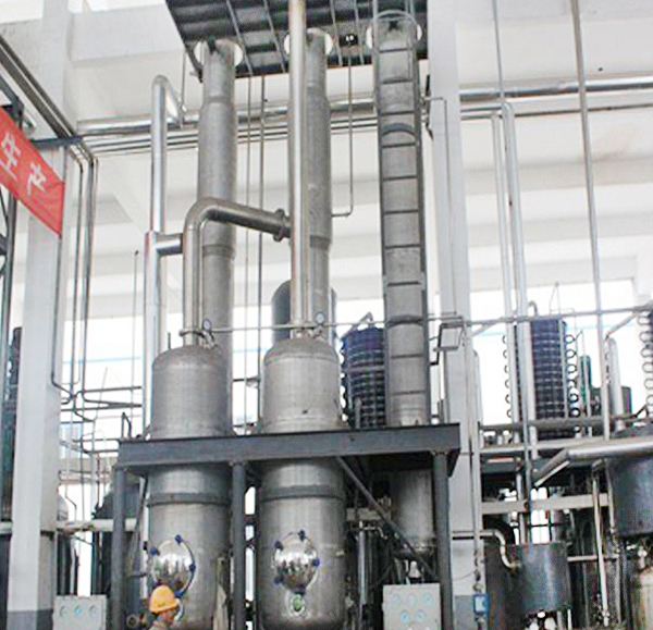 双效降膜蒸发机