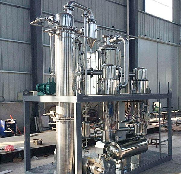 山东含盐废水处理蒸发设备