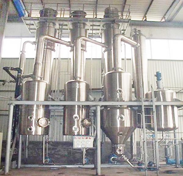 山东三效强制循环蒸发器