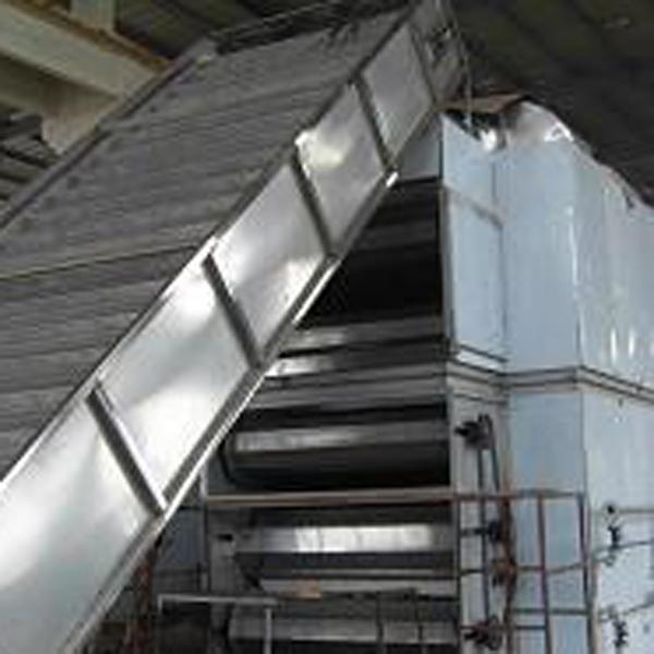 网带式干燥设备
