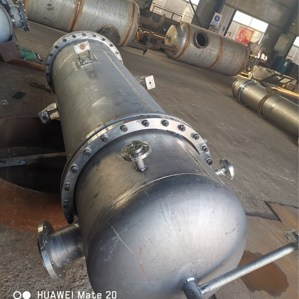 山东钛材冷凝器
